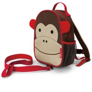 NWT Skip Hop Zoo Child Safety Harness Backpack
